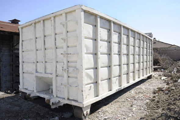 40 yard container for rent in Gardena